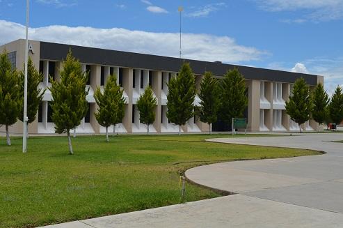 Edificio A ITSRLL Unidad Academico Departamental tipo III