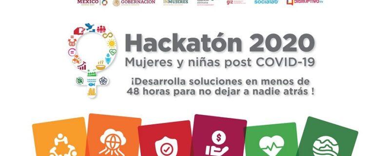 Convocatoria Hackatón 2020